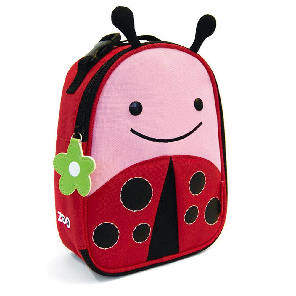 Skip Hop Ladybug Insulated Lunch Bag - Buy Baby Kids Lunchie Cooler Online