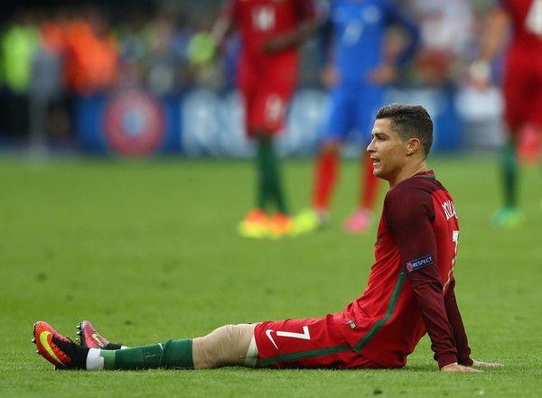 Cristiano Ronaldo Photos Photos Portugal V France Final Uefa Euro 2016 Cristiano Ronaldo Ronaldo Photos Ronaldo
