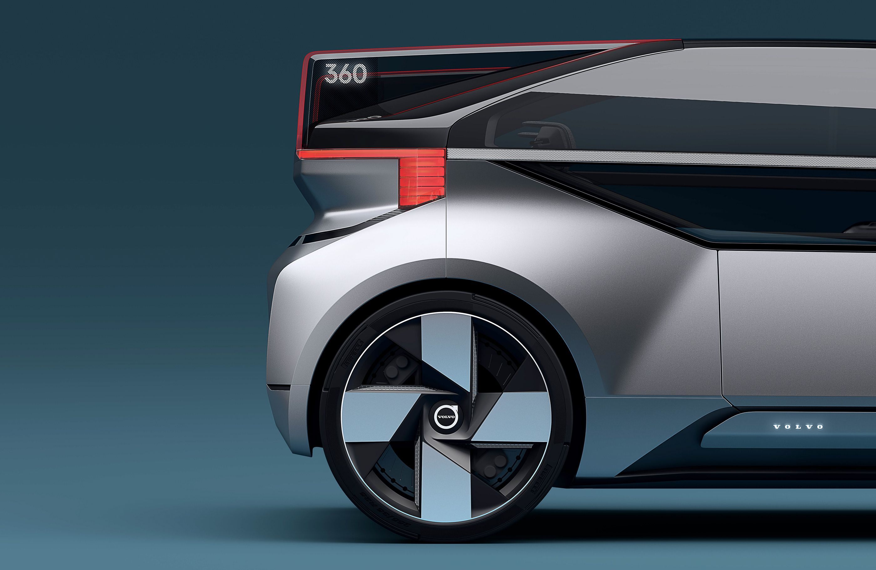 Volvo 360c Concept on Behance Technologie, Planning