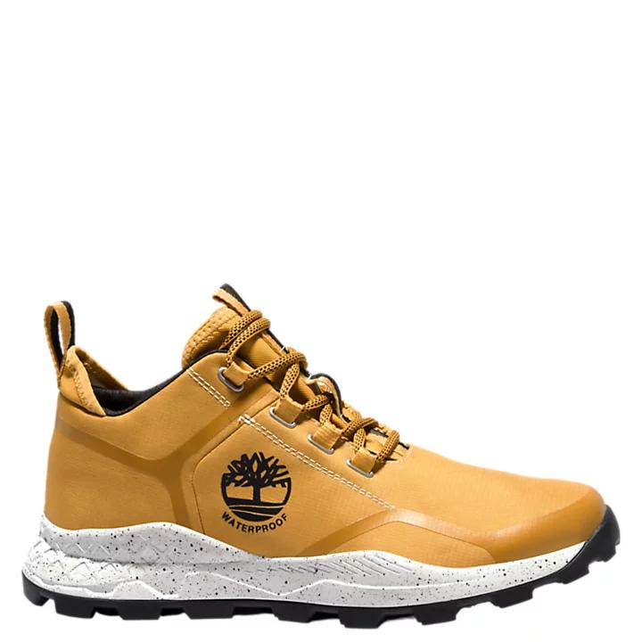 Men's Brooklyn City Waterproof Sneakers
