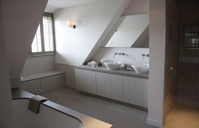Strak Landelijke Badkamer : Landelijke villa inrichting met een landelijk strak interieur huis