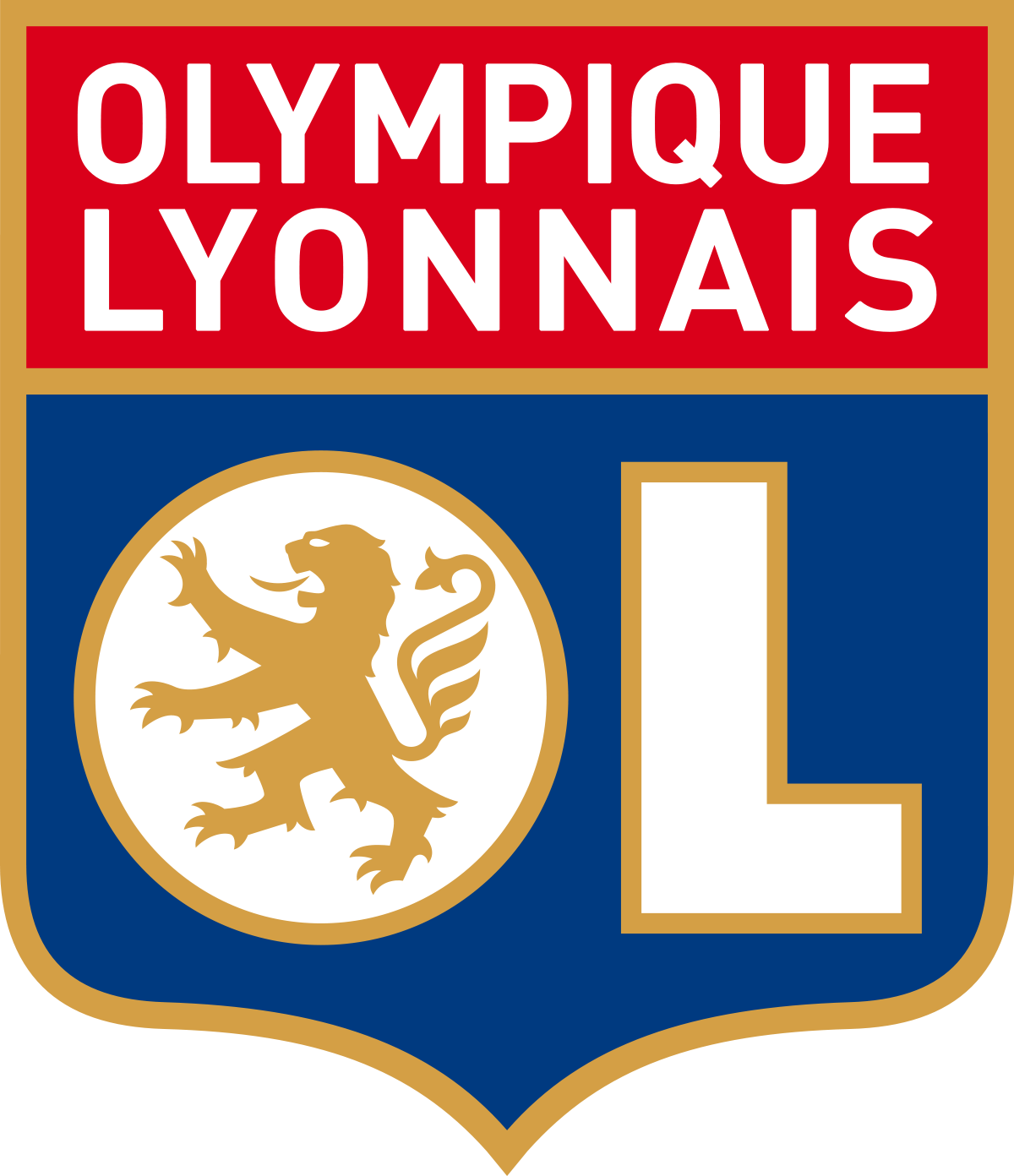 Olympique Lyonnais Feminin Wikipedia Football Logo Lyon Football Team Logos
