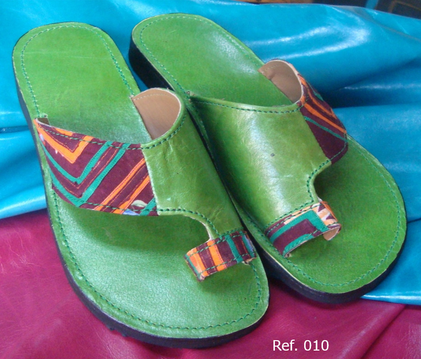 Mola Sandal In S Shape Available In Various Colors
