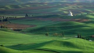 Steptoe Butte State Park, Palouse, Washington (© Michael Sedam/Stellar Stock/Photolibrary)  June 19, 2009 Bing Homepage Gallery