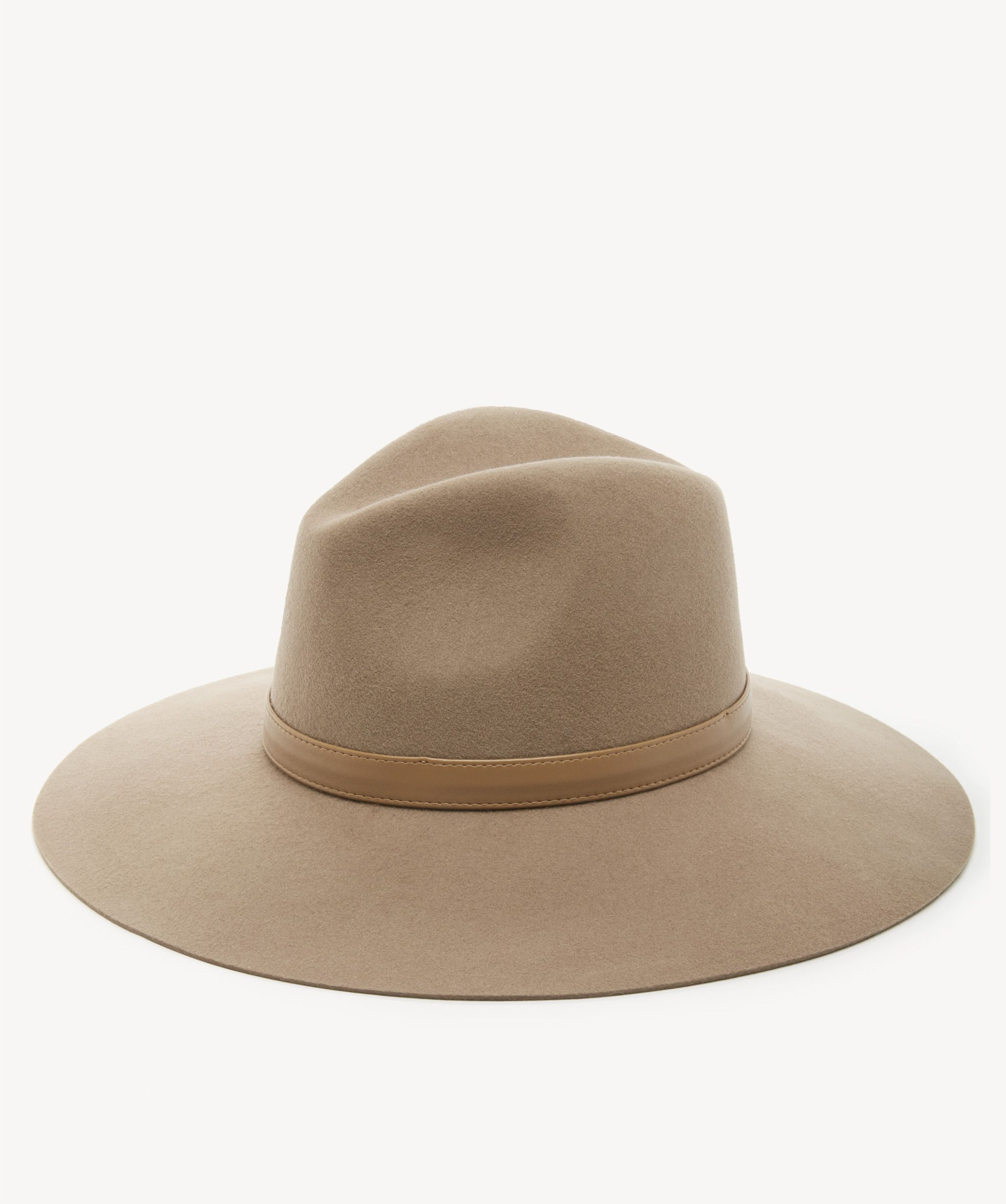 b87ac8c6 Sole Society Wide Brim Wool Hat | Sole Society Shoes, Bags and Accessories
