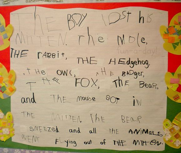 78+ images about Interactive Writing on Pinterest   Literacy ...