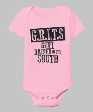 Look What I Found On Zulily Country Casuals Light Pink Girl