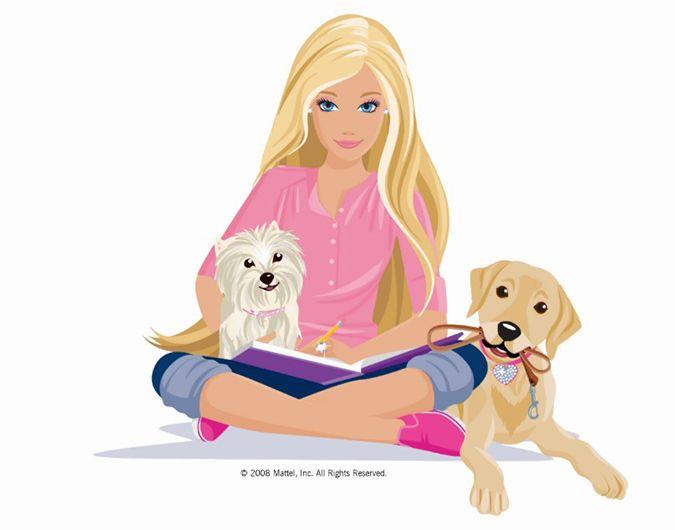 Барби и школа - YouLoveIt.ru | Барби, Мультяшные собаки ...
