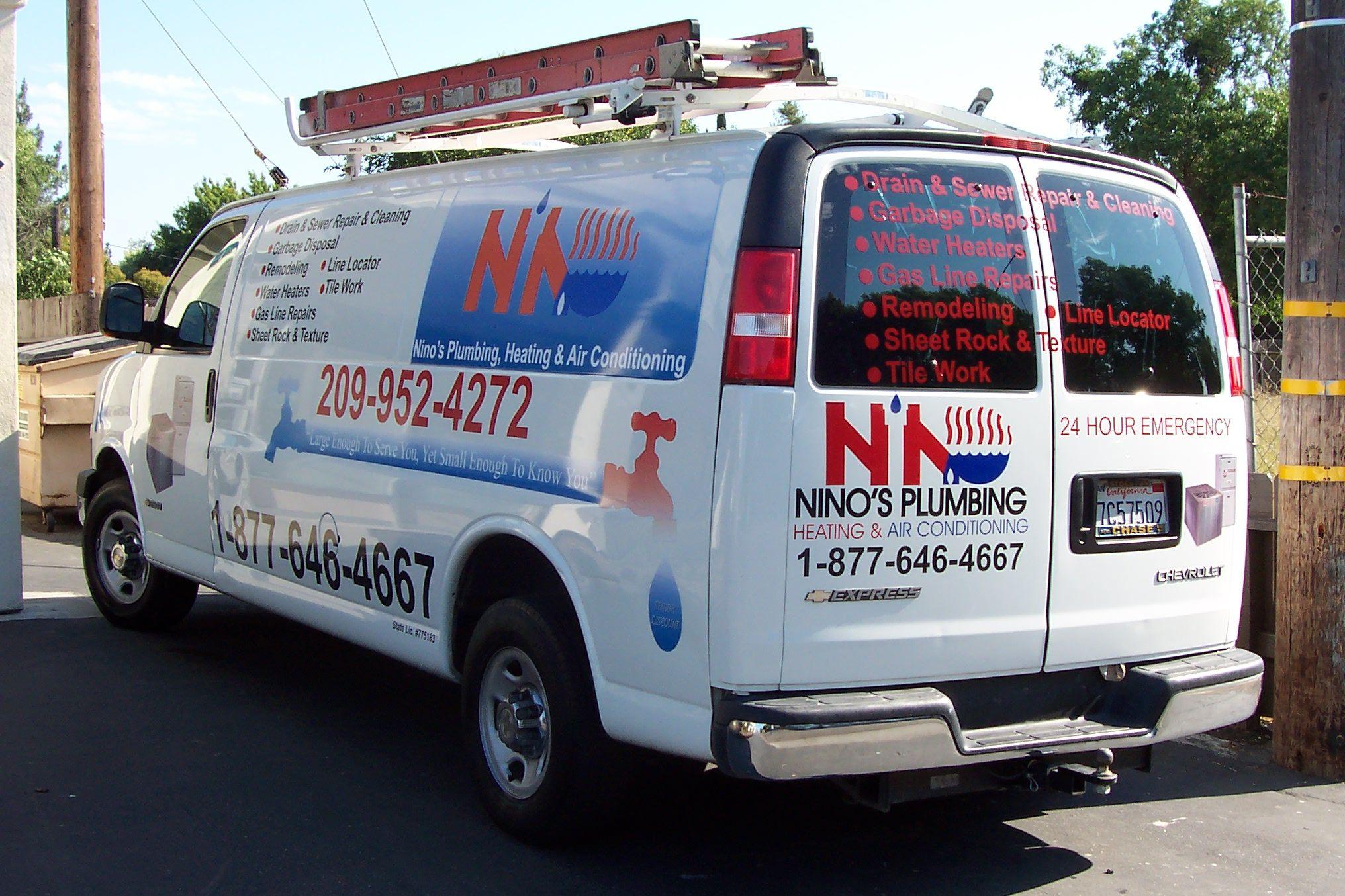 Service Vans Love Decals Heating And Air Conditioning Air