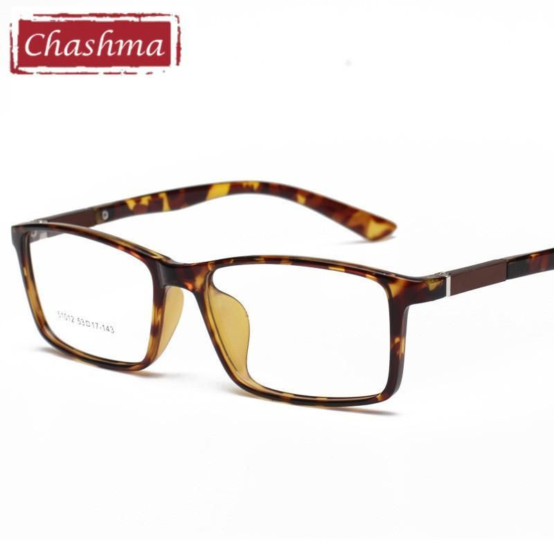 70d32235cb0 Chashma Slim TR 90 Light Eye Glasses Rectangle Frame Girl and Boy Students  Eyewear Prescription Glasses Frame  pretty  sweet  styles  model  dress   fashion ...