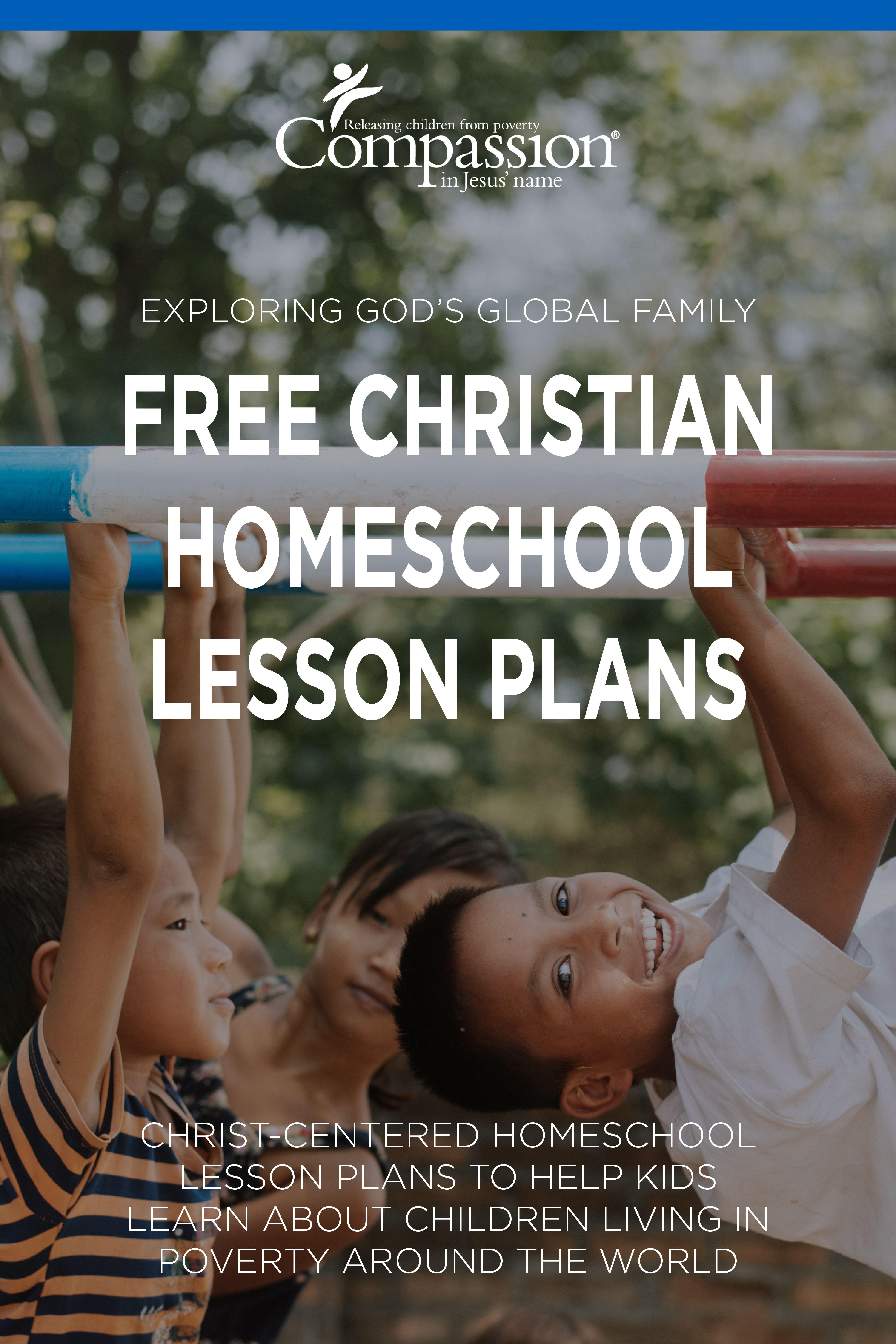 Christian Homeschool Curriculum In