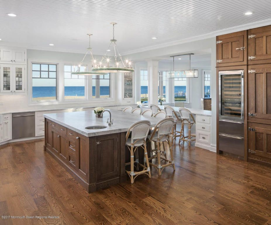 2021 Ocean Ave, Spring Lake, NJ 07762 Zillow Kitchen