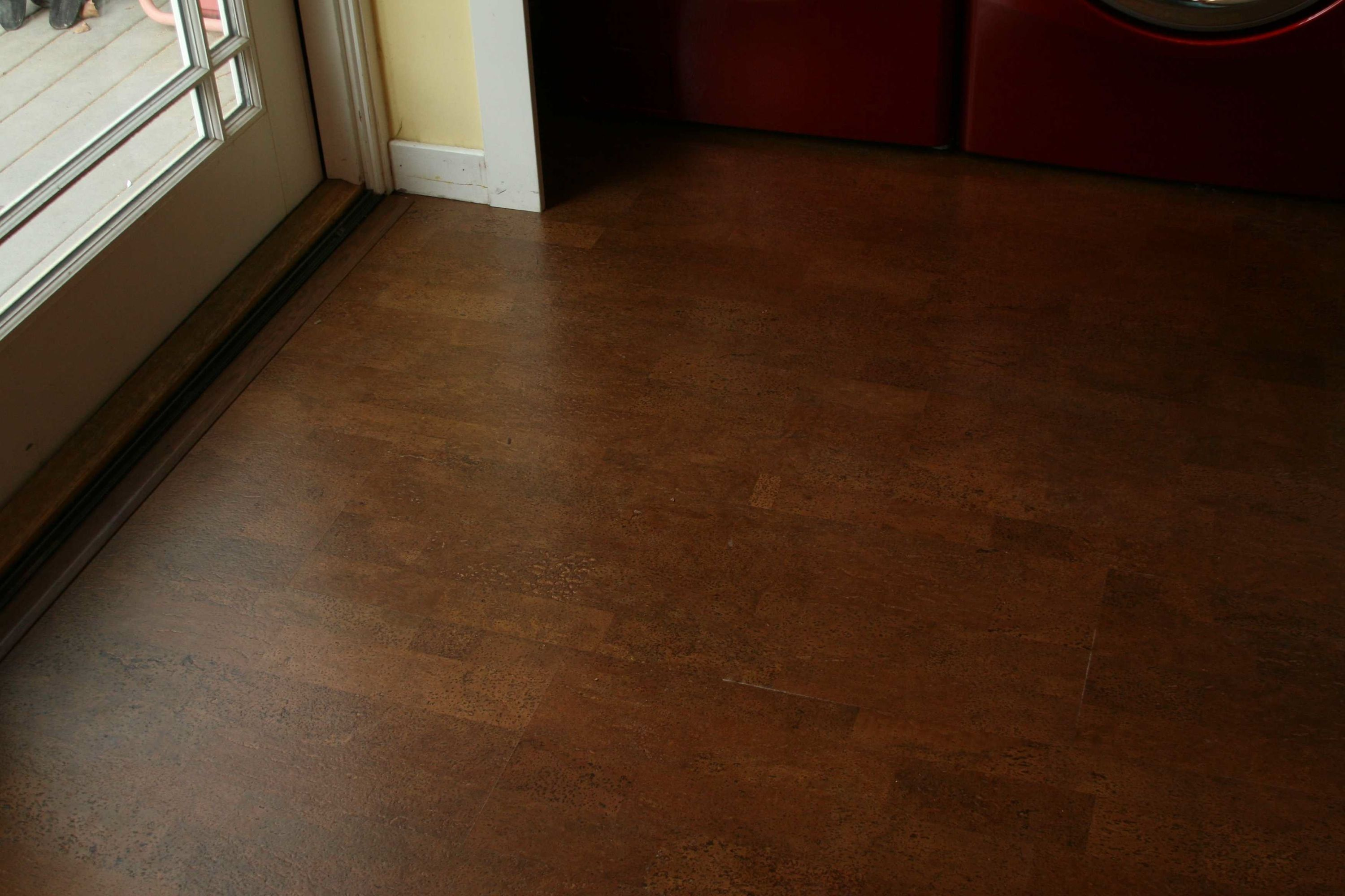 Cork Flooring Going Over Bad Kitchen Tile! (brand, Hang)   Home Interior  Design And Decorating   Page 2