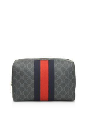 d43361ea1470 GUCCI GG Supreme Dopp Kit. #gucci #bags #lining #nylon # | Gucci Men ...
