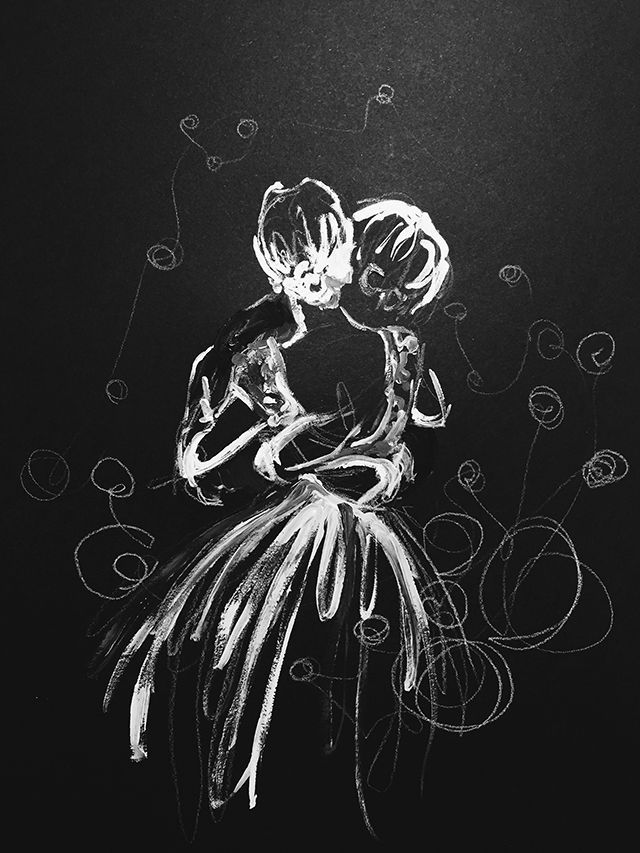 Theory Of Everything Drawings Paper Fashion Art Inspiration