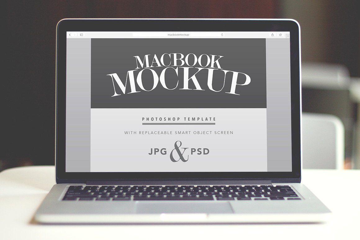 Macbook Pro Mockup Psd Template Screen Open Window Quot Psd Templates Macbook Mockup Mockup Psd