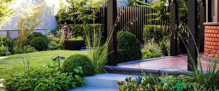 Ian Barker Gardens - Landscapers Melbourne - Garden Design ...