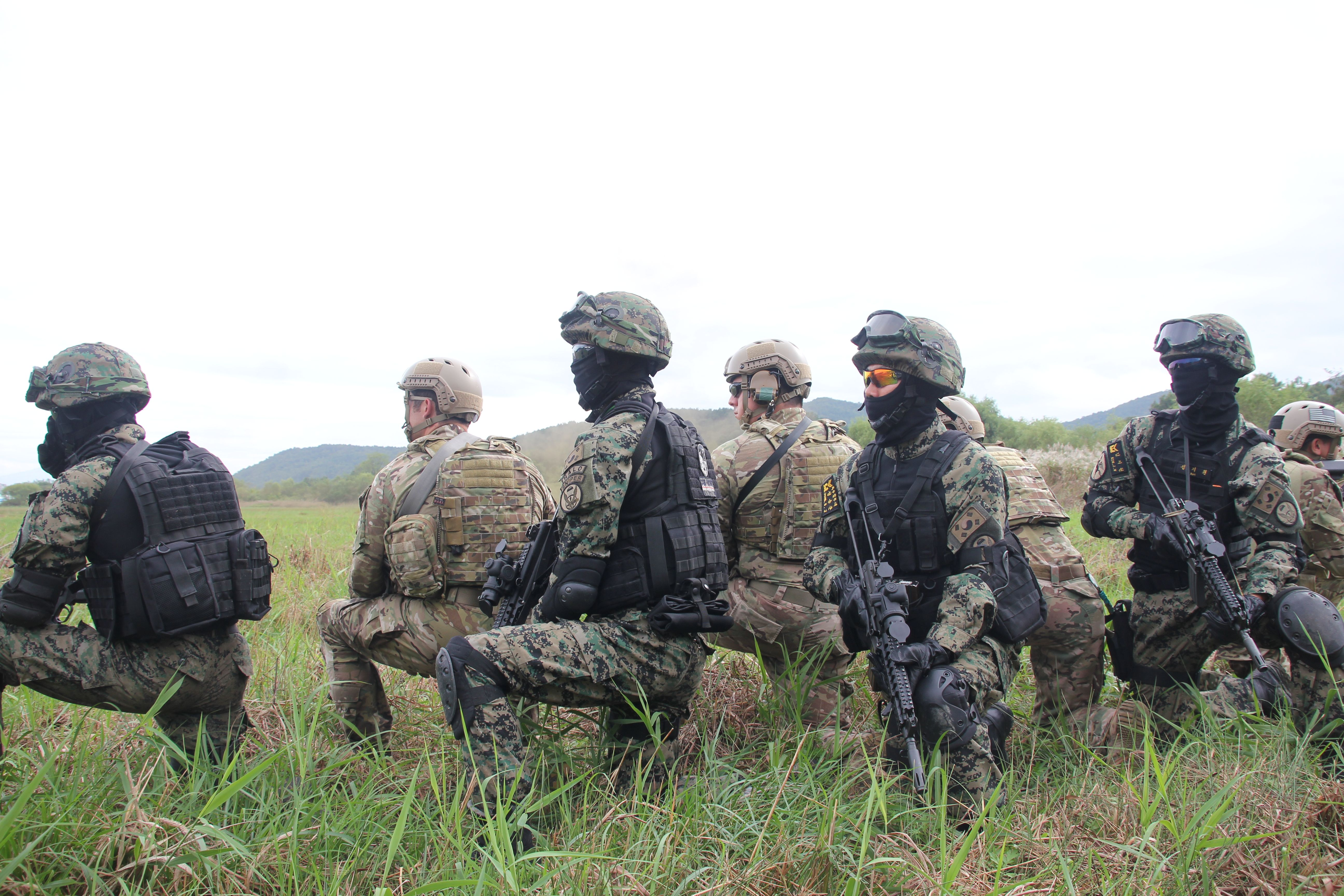 Us Army Special Forces Green Beret With Rok Army Special Forces 5184 X 3456 Special Forces Green Beret Us Special Forces