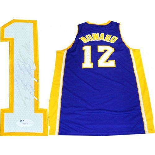 Dwight Howard Los Angeles Lakers Autographed Items  c217aa708