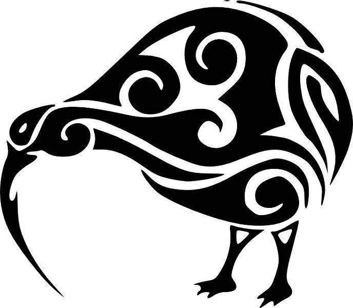 Maori Kiwi Tattoo: Kiwi Tattoo Designs - Google Search