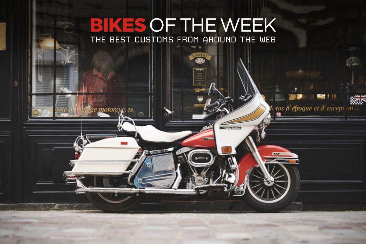 Custom Bikes Of The Week 16 August, 2020 in 2020 Custom