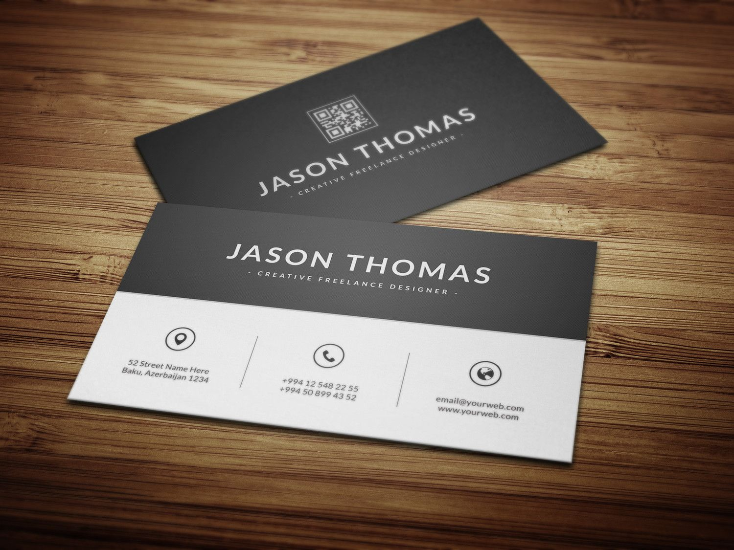 Professional and Creative Business Card Designs by UltraDesigns ...