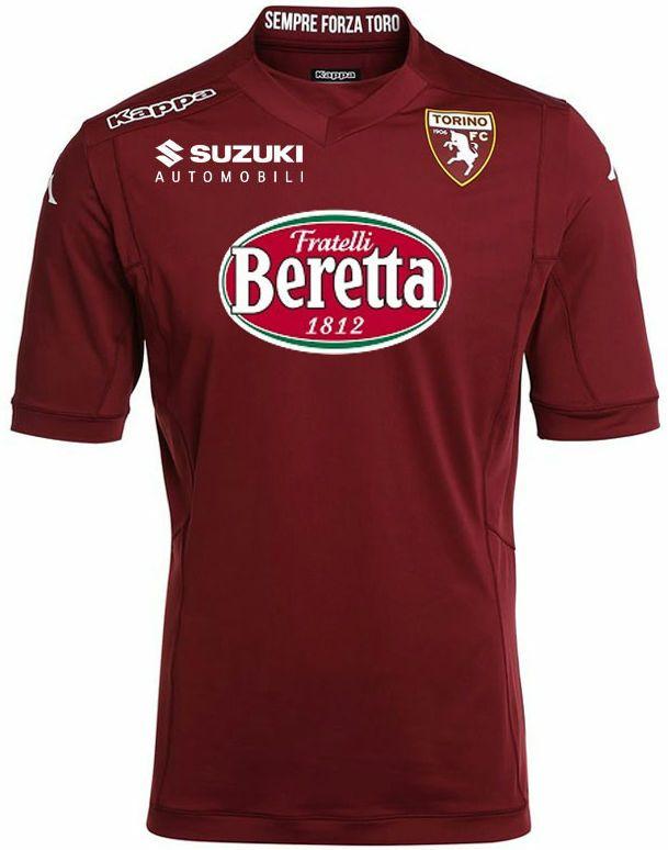 Torino Football Uniforms 72618c37fd703