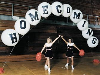 Spell Out Your Name With These 3 White Balloons A Black Imprint Order