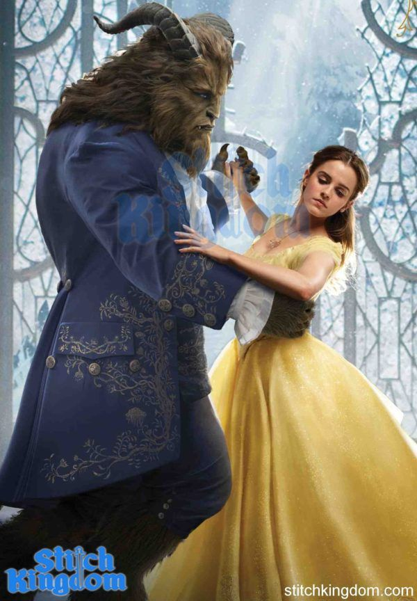 Upcoming Live Action Disney Movies: First Look At Emma Watson As Belle In Disney's Upcoming