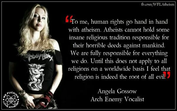 religion is the root of all evil essay Religion is not the root of anything, it is just a particularly efficient form of transmitting traditions as far as morality is concerned (which is why it often looks evil - the morality of bronze-age barbarian kings is not very useful today.