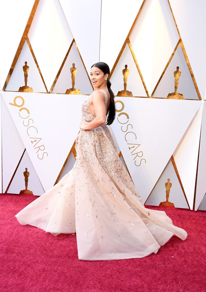 Best Dressed Oscars 2020.The Best Dressed Celebrities From The 2018 Oscars Red Carpet