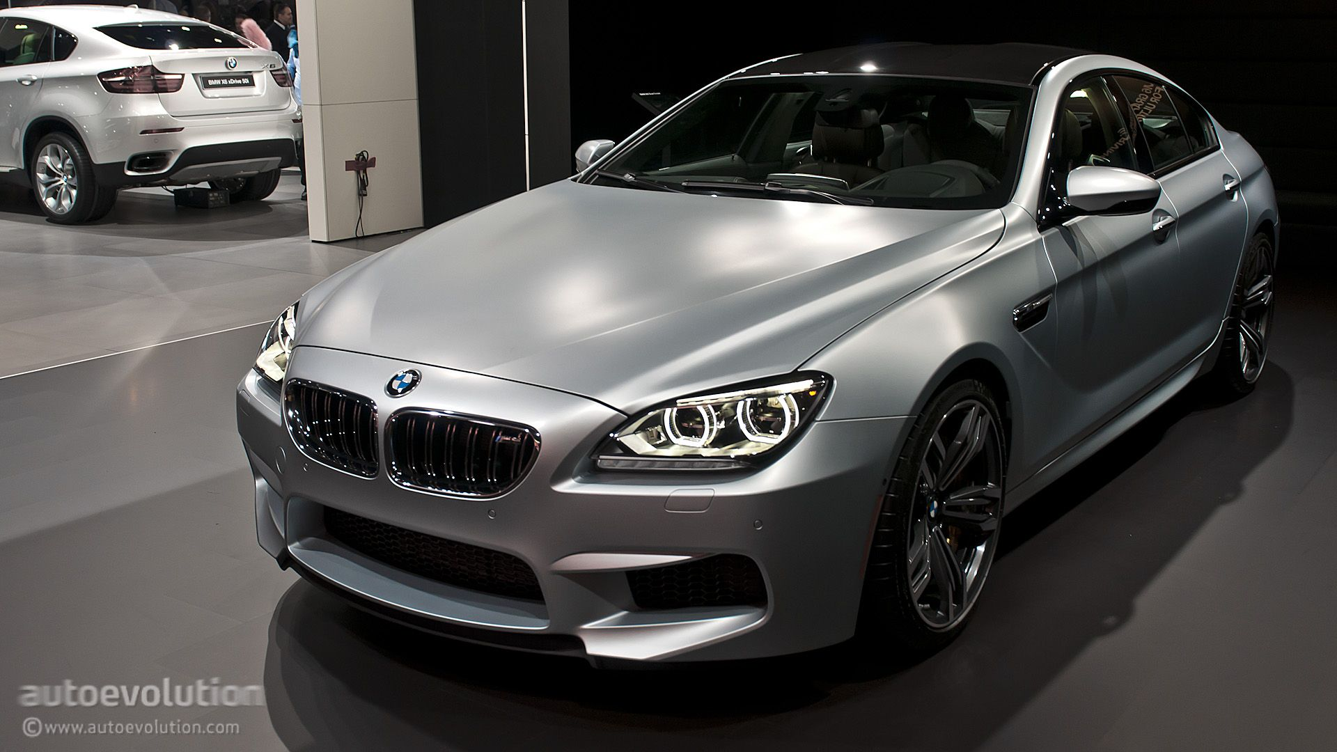 2013 BMW M5 Gran Coup