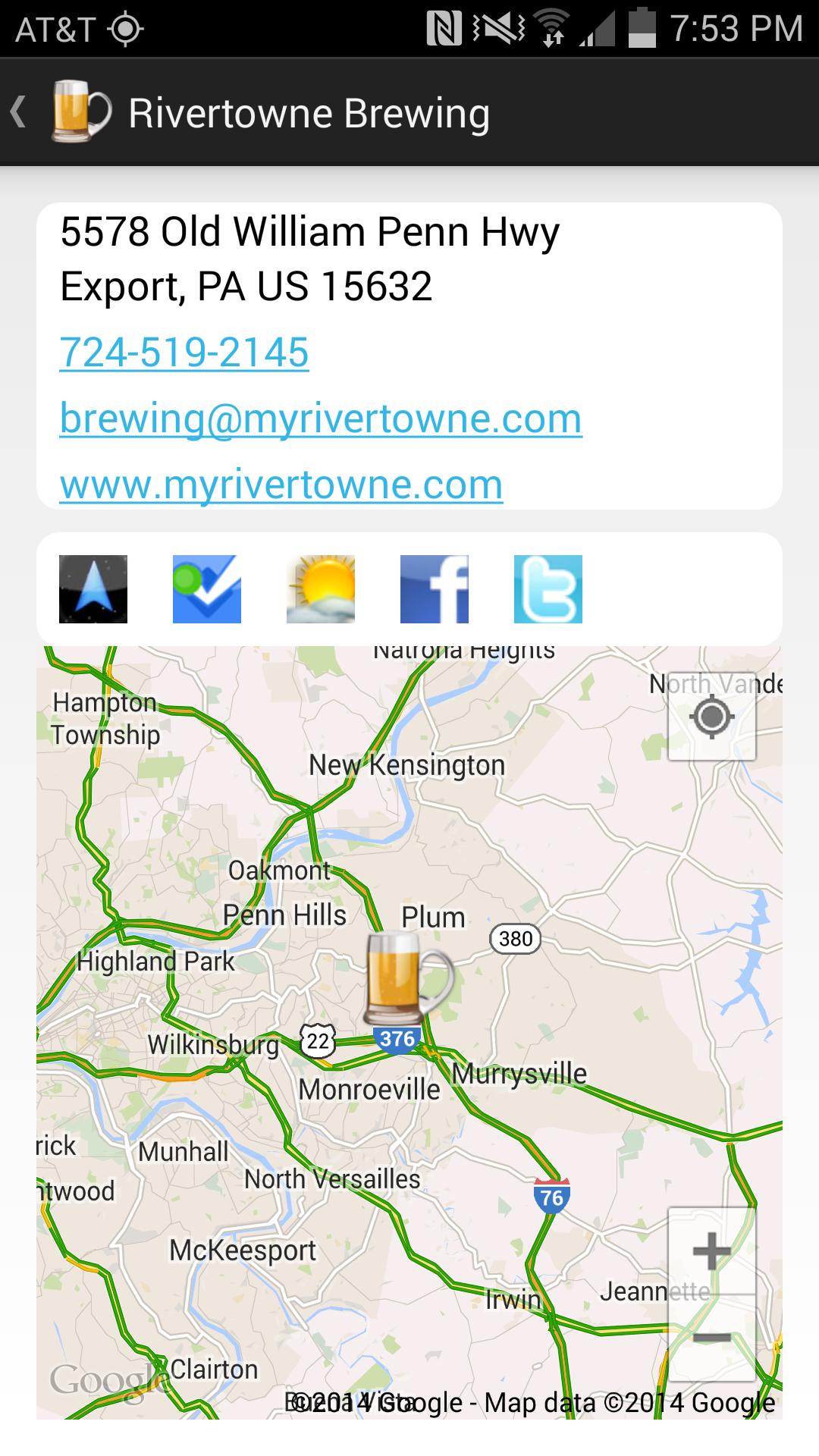 Rivertowne brewing export pa compassbrewingcraftmobilepshtml