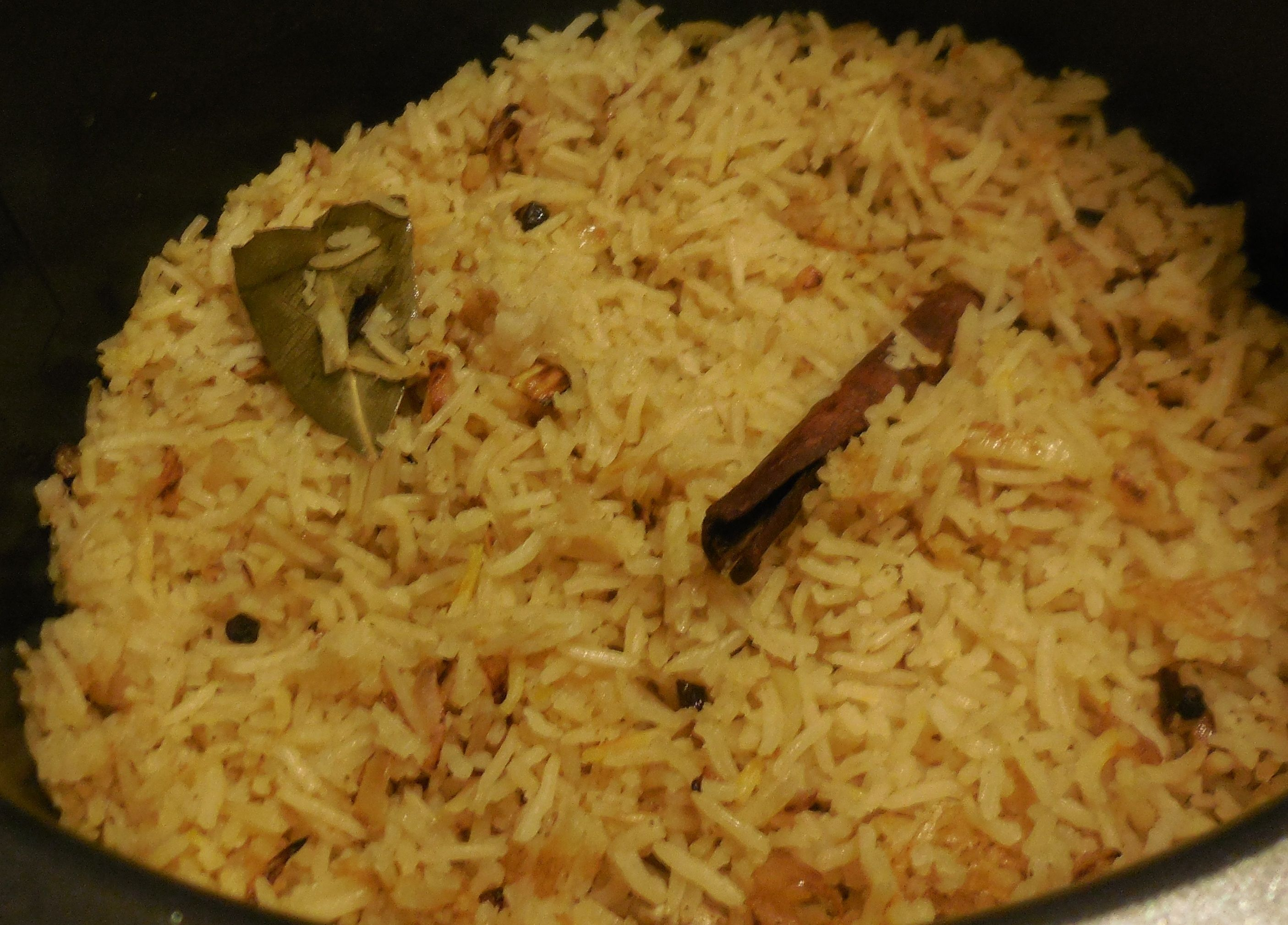 Slow cooker indian rice pilau grains pinterest cooker rice the slow cooker makes quick work of this fluffy basmati rice dish its good on its own and divine served with your favorite indian dishes forumfinder Image collections