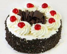 Receta de torta de selva negra