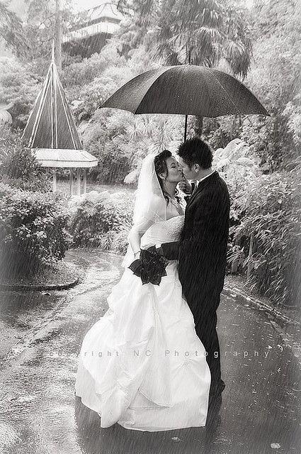 Rain. :)
