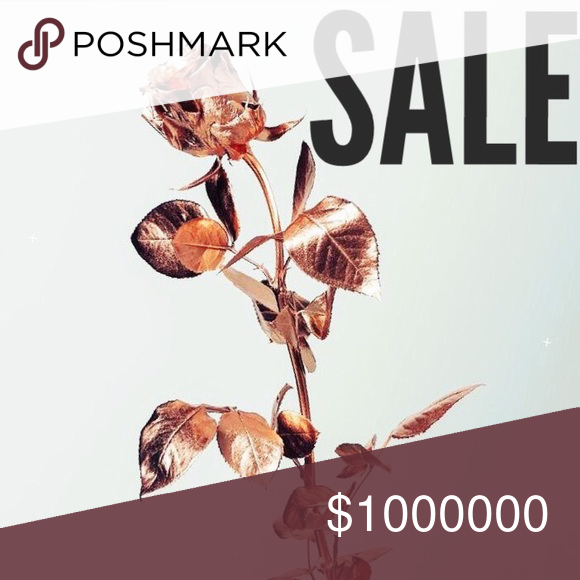 716a27d8c475 Sale items only Final offer on sale items. Please be mindful that poshmark  takes a chunk out of everyones sales so no offers please.
