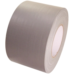 Silver Duct Tape 4 X 60 Yard Roll Silver Duct Tape Duct Tape Colors Duct Tape
