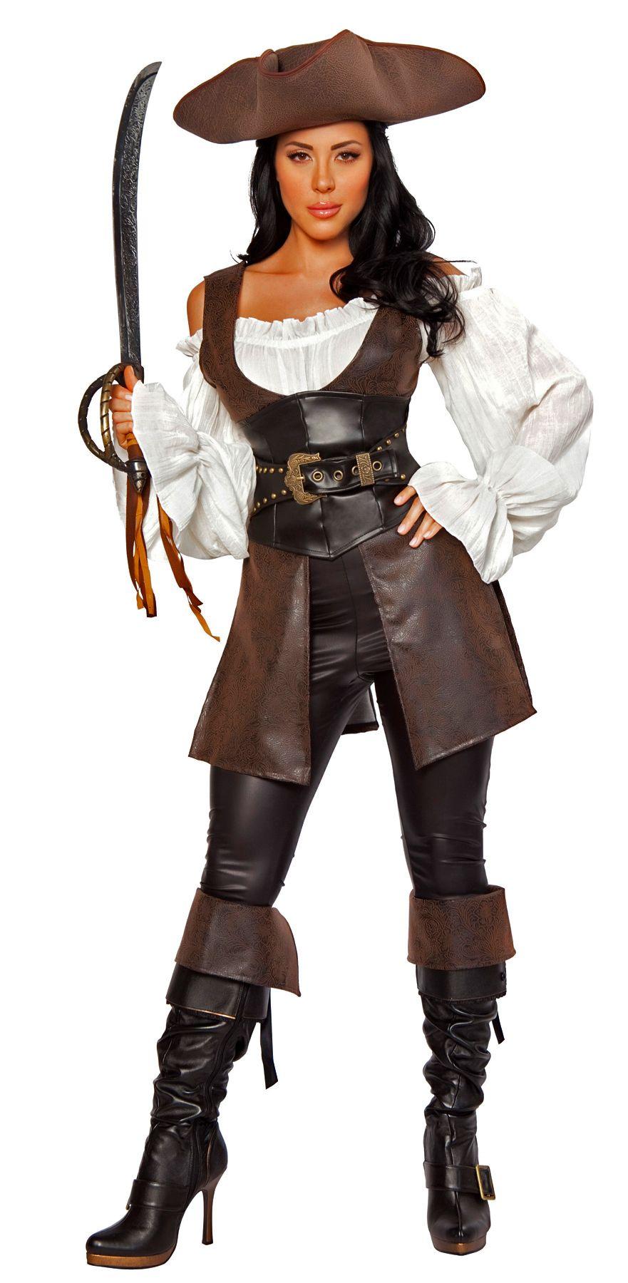 swashbuckler pirate costume - Pirate Halloween Costumes Women