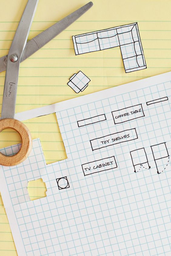How to Draw a Floor Plan- without any special tools or computer - fresh blueprint computer programs