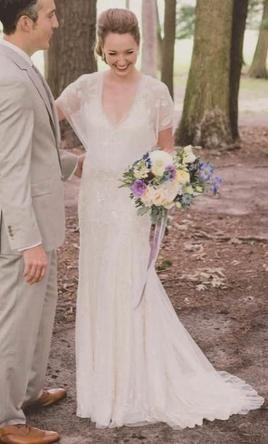 Jenny Packham Azalea Jpb456 3 300 Size 12 Used Wedding Dresses