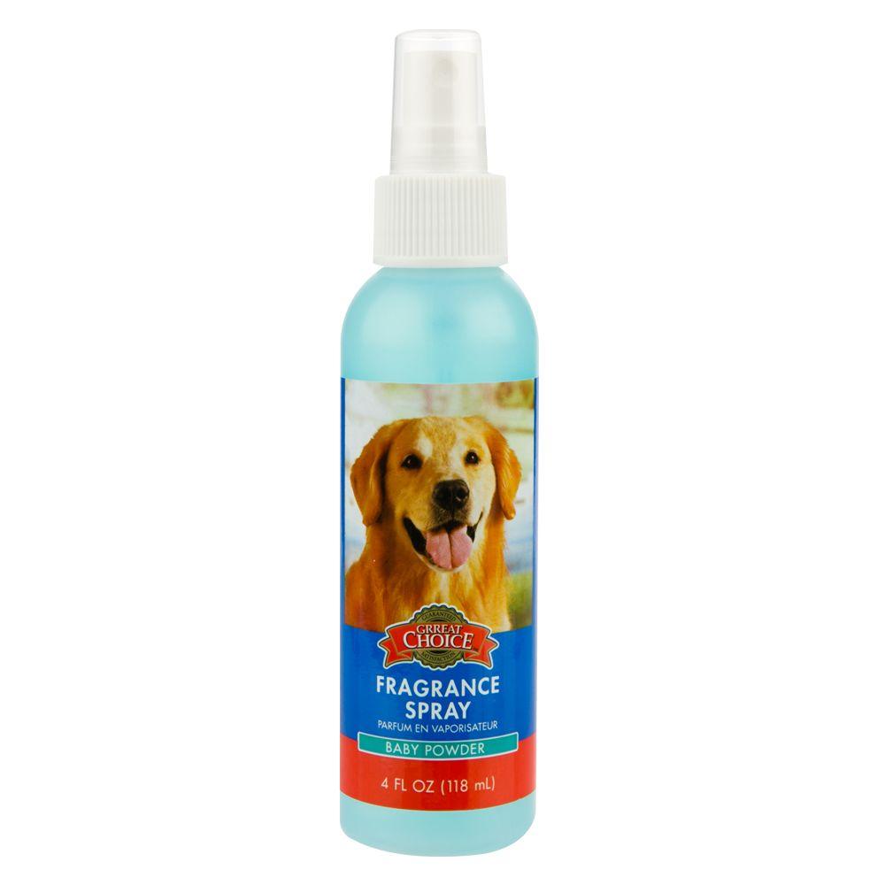 Grreat Choice Fragrance Puppy Spray Size 4 Fl Oz Petsmart