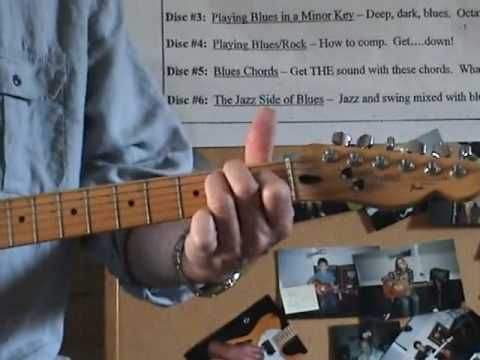 Guitar lessons with Robert Dean Suzie Q From CCR | Guitar ...
