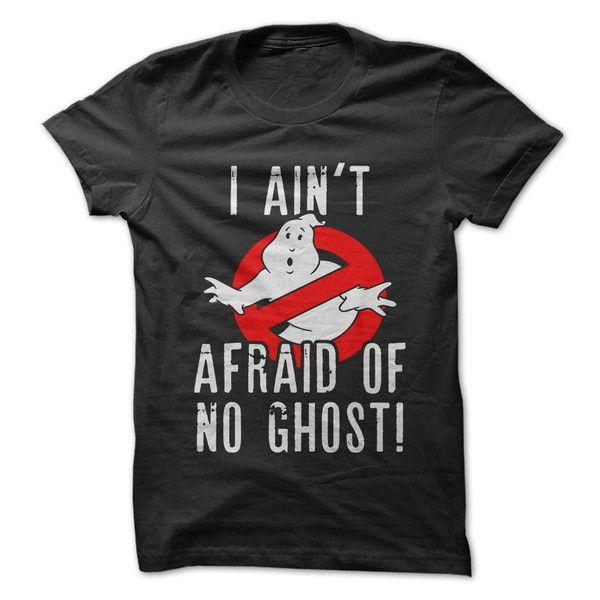 Bricke Halloween Shirt Friendly Little Ghost Short Sleeve T-Shirt