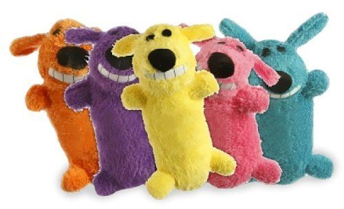 Multipet International Original Loofa Dog Mini 6 Inch Dog Toy