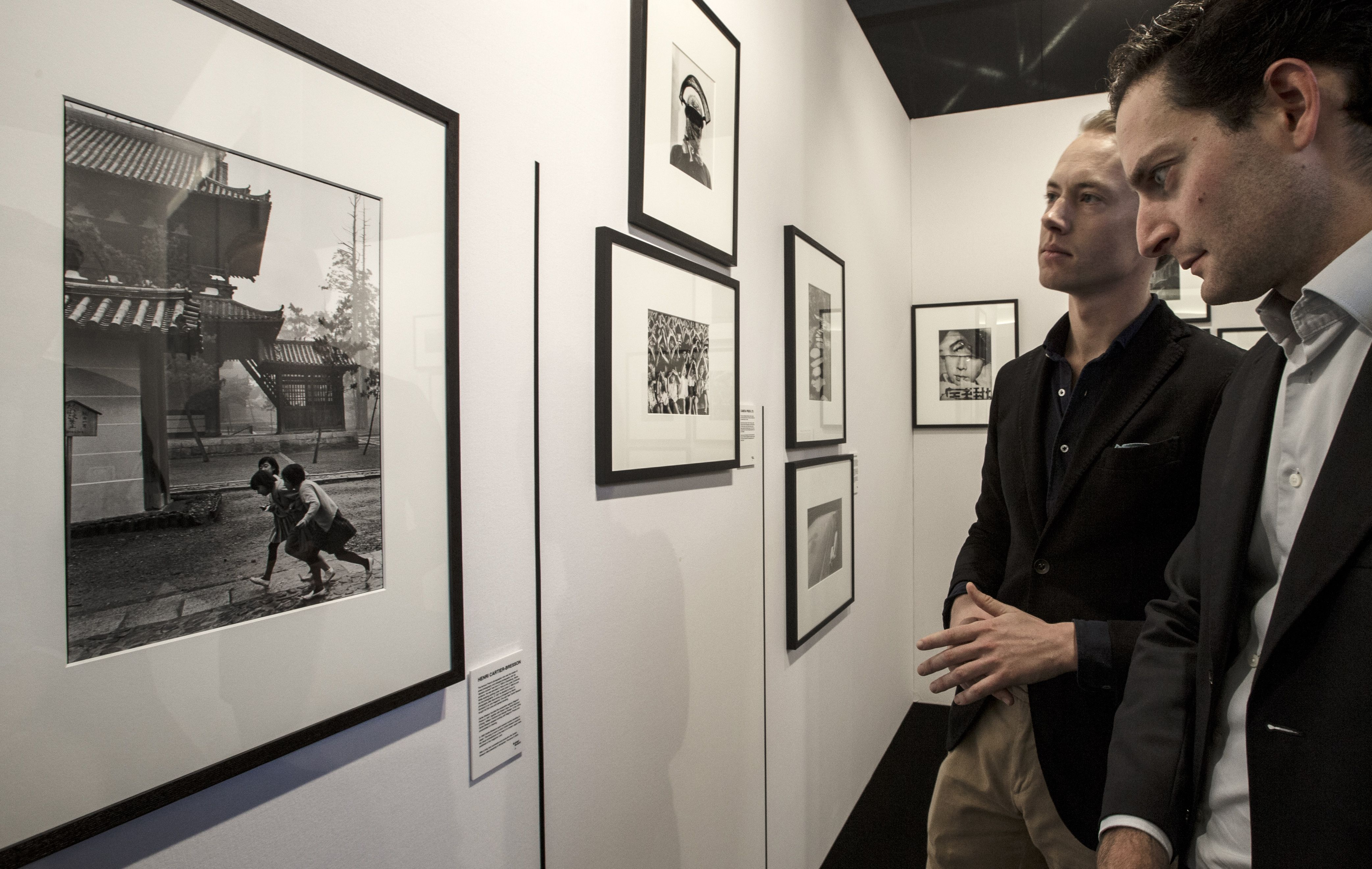 Ibasho Gallery - Henri Cartier-Bresson