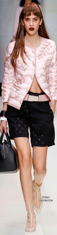 Emporio Armani SS2016 Women's Fashion | Purely Inspiration