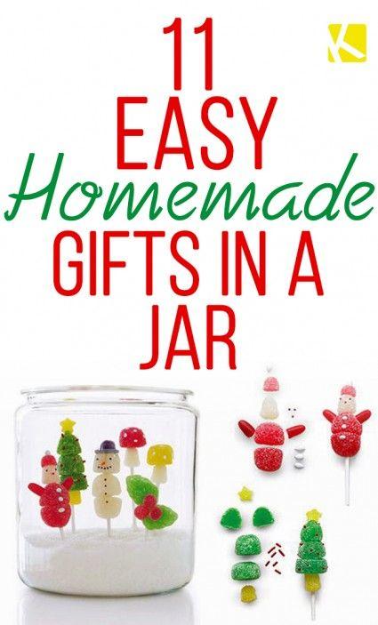 11 Diy Mason Jar Gift Ideas For Christmas Mason Jar Gifts Diy Jar Gifts Mason Jar Diy