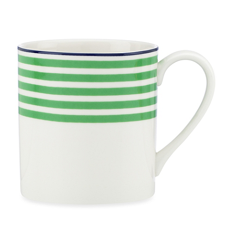 Buy Kate Spade new york Wickford Felix Street Accent Mug from at Bed Bath u0026 Beyond. This kate spade new york Wickford dinnerwareu0027s design is a sophisticated ...  sc 1 st  Pinterest & Kate Spade new york Wickford Felix Street Accent Mug   G   Pinterest ...