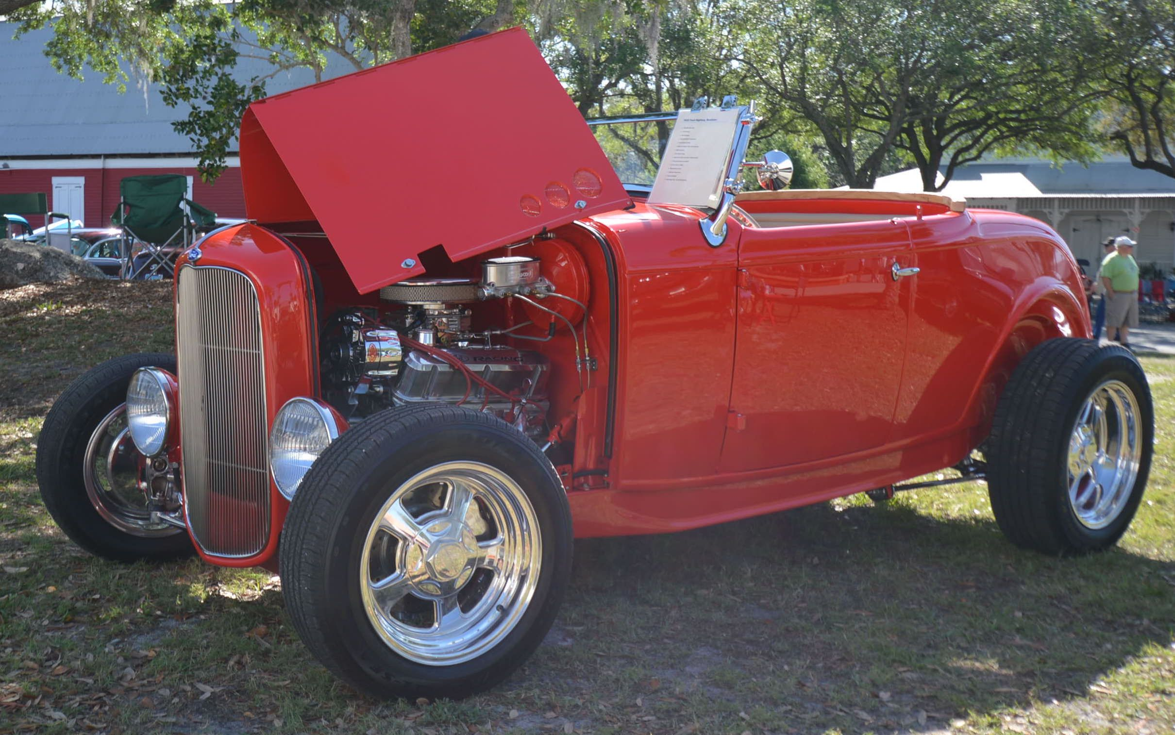 Ford HiBoy CarStorian At The National Street Rod Associations Car - Tampa car show